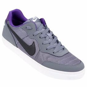 Zapatillas Nike Nsw Tiempo Trainer Urbanas Cuero 644843-008