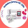 Bordadora Janome Mc230 - Area 14x14cm 3000 Diseños Gratis