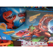 Pista Dinosaurio Igual A Hot Wheels