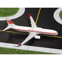 Avião Guaruda Indonesia Boeing 737-800 1:400 Gemini Jets