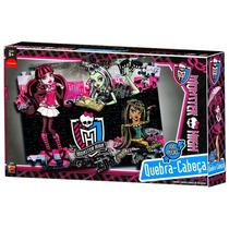 Quebra Cabeça 100 Peças Monster High Mattel - Y3090