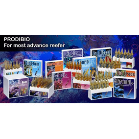 Suplemento Vitaminico Reef - Prodibio Reef Booster 1 Ampola
