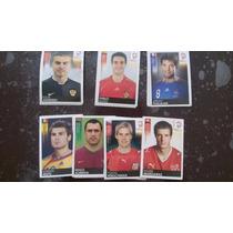 Coleccion Euro 2008 Austria-suiza Album Panini Lote Estampas