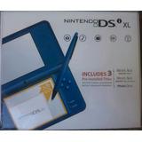 Nintendo Ds Xl Nuevos 3 Juegos Doble Camara Wifi Nuevos