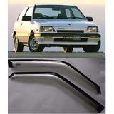 Cubrelluvias Suzuki Forsa Negro - Plomo 2pz Sobreruedas