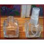 Envase Frasco Vidrio 60 Cc, Atomizador, Spray Para Perfumes
