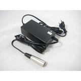 Carregador De Bateria 36v Skate Eletrico Off Road 800w 1300w