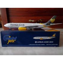Nuevo Avion A330-200 De Thomas Cook Escala 1:400 Gemini Jets