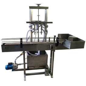 Llenadora Semi Automatica 4 Valvulas