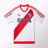 Nueva Camiseta River Plate Titular Original 2017 Superoferta