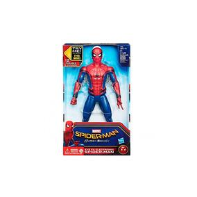 Spiderman Homecoming Con Sonido Y Ojos Interactivos Hasbro