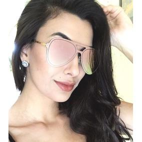 Oculos De Sol Marc Jacobs Feminino Mascara Espelhado