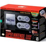 Nintendo Súper Nes Classic Mini Consola Snes 2 Controles