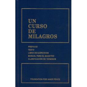 Un Curso De Milagros Foundation For Inner Peace Pdf
