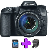 Camara Canon 70d 18-135mm 20.2mp + 32gb + Bolso Magicdeals