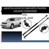 Amortiguador Gato De Compuerta Trasera Grand Cherokee 05/07