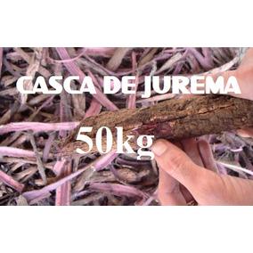 Casca Raiz Jurema Preta Mimosa 50kg - Frete Gratis )(