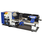 Mini Torno Mecânico Profissional 350w Mr-301 Manrod 220v