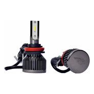 Lampada Super Led H11/8/16 Branca Headlight 4800 Lm 40w