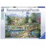 Puzzle Ravensburger 2000 Rompecabezas Sombras De Verano Myuj