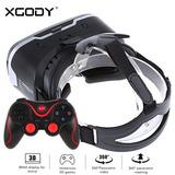 3d Realidad Virtual Vr Shinecon Gafas Gafas De Visión 3d