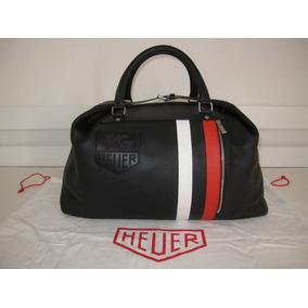 Tag Heuer / Bolso De Cuero Phantomatik / Made In France