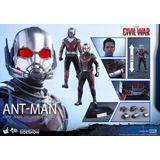 Hot Toys Ant-man Civil War Sideshow Oferta! Avengers