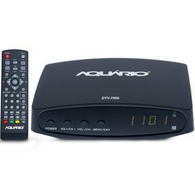 Conversor E Gravador Digital Full Hd Aquario Dtv-7000