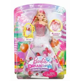 Barbie Villa Caramelo Princesa Luces Y Sonidos