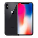 Apple Iphone X 256 Gb Silver E Preto A1901 - Pronta Entrega
