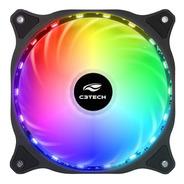 Cooler Fan 12cm 18 Led Multicolorido Storm F9-l150rgb C3tech