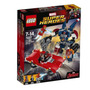 Lego Super Heroes Avengers 76077 Iron Man:detroit Steel Stri