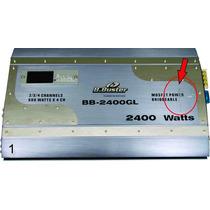 Módulo Digital B.buster Bb-2400gl 4 Canais - Leves Marcas