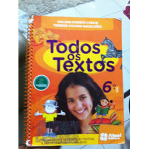 Todos Os Textos 6º Ano - William Roberto Cereja E Thereza C.