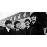Foto Poster Beatles Decoração Vintage Memorabilia Do Rock