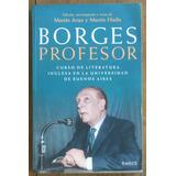 Borges Profesor - Curso De Literatura Inglesa En La U.b.a.