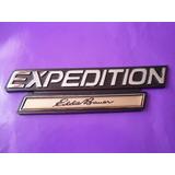 Emblema Expedition Eddie Bauer Ford Camioneta