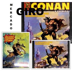 Coleção Capa Dura A Espada Selvagem D Conan Ed 01+fasciculo