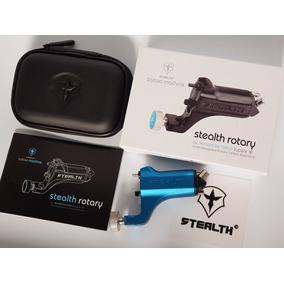 Stealth3 Maquina Rotativa Tattoo Nuevas Imp. Usa