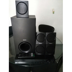 Sistema Home Theater 5.1 Canales