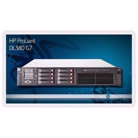 Servidor Hp Dl380 G7 2 Six Core 48gb Ram Hds