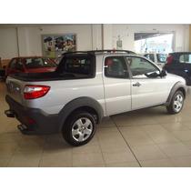 Fiat Strada Working 1.4 8v Doble Cabina Anticipo Y Cuotas