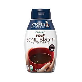 Kitchen Accomplice Bone Broth, Carne De Vaca, De 12 Onzas