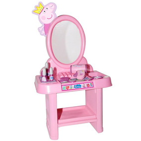 Brinquedo Infantil Penteadeira Peppa Pig - Rosita