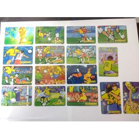 Coleção Cartões Ctbc - Camisa 12 - (copa Do Mundo)