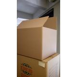 Cajas De Cartón Doble 49 * 42 * 36 Cm P/artículos Pesados