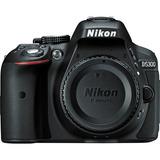 Camara Nikon D5300 24.2 Mp Caja Kit Cuerpo Negro Expeed 4