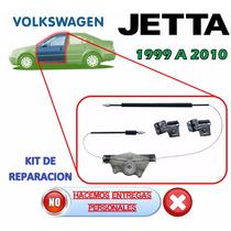 99-10 Volkswagen Jetta Kit Reparacion Elevador Delantero Izq