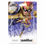 Amiibo Captain Falcon Super Smash Bros Nuevo Y Sellado!