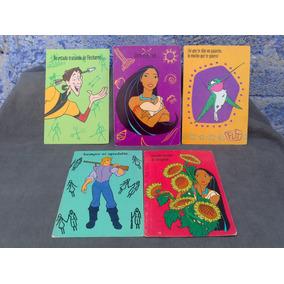 5 Antiguas Tarjetas De Felicitaciones Pocahontas
